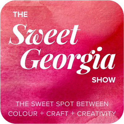 The Sweet Georgia Show podcast